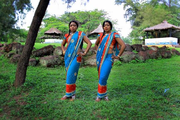 Chidiebere and Chidinma Aneke