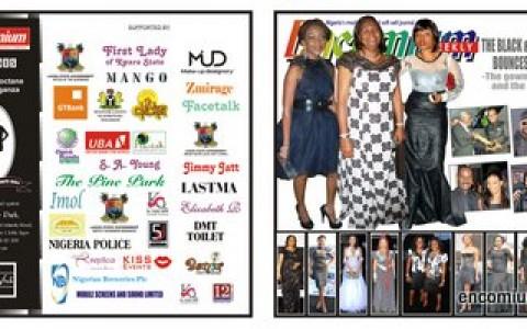 Black & White Ball 2011 Cover
