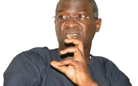 Lagos State Governor, Babatunde Raji Fashola