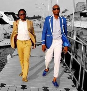 Olufemi George and Babatunde Olufon