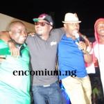 Gbenga Adeyinka, Jimmy Jatt, Okey Bakassi and Julius Agwu