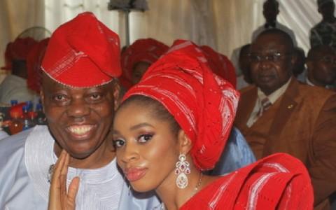 Chief Okoya & Shade Okoya
