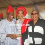Chief Okoya & Shade with Onyeka Onwenu