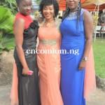MRS. MAYOWA IKUFORIJI WITH HER DAUGHTERS