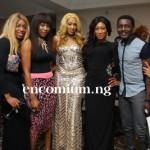 Ebube Nwagbo, Rukky Sanda, Oge Okoye and AY