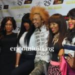 Oge Okoye, Denrele and Ebube Nwagbo