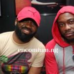 Noble Igwe and Julius Agwu