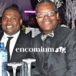 Id Ogungbe and Lanre Ogunlesi