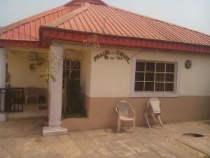 her house in Ikorodu