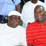 Oba of Lagos Riliwan Akiolu & Gov Fashola