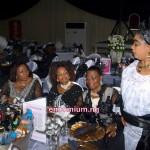 ...With Sen. Florence Ita-Giwa, Chief (Mrs.) Opral Benson and Mrs. Ireti Asemota