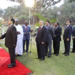 President Jonathan and Amb. Yousuf Alsada