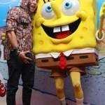 DJ Sose and Spongebob
