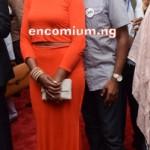 Omoni Oboli & Husband
