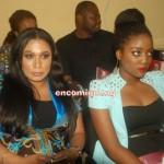 Aminat Okoya & Sophia Okoya