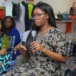 CO-CEO L'espace, Isoken Ogiemwonyi