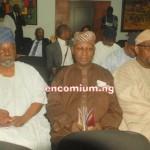 Chief Olufemi Aeniyi Williams, Hon. Omotilewa Aro-Lambo(Fmr. SSG Lagos State), Dr. Akanni Bashorun