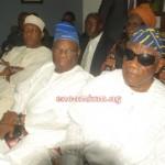 Chief S.B Daranijo, Chief Bayo Adejumo & Tunde Makun