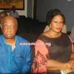 Dr. Ayo Ighodaro & Chief Mrs Shade Balogun