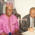 Dr. Boniface Chizea & Prof. Pat Utomi