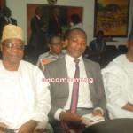Fatai Afolabi, Uchechukwu & Thomas Omofore