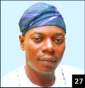 Hon. Hakeem Agboola-Masha