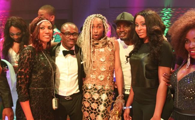 Julius and Ibiere Agwu,Denrele, Ay and Mabel Makun_1