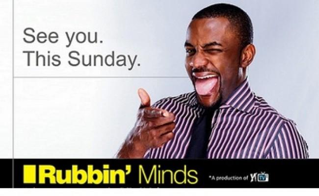 Ebuka Obi-Uchendu has been the host on Rubbin' Minds since 2013