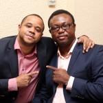 Sam Onyemelukwe and Efe Omorogbe