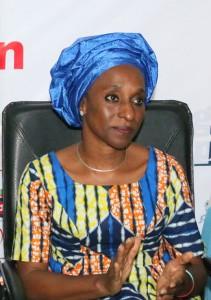 Mrs. Osinbajo