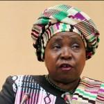 African Union Commission Chairperson, Dr. Nkosazana Dlamini-Zuma