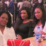 Funke Akindele, Oge Okoye and Ebube Nwagbo