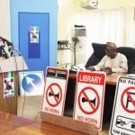 Comrade Kayode Opeifa briefing the press