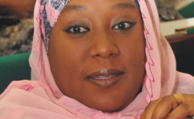 Hon. Khadija Abba Ibrahim, Yobe (1)
