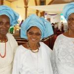 SURVIVING WIVES - IBIDUN, OLUDAYO and Iyabo Ogunde