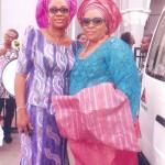 Morenike Olabisi and Uche Dike
