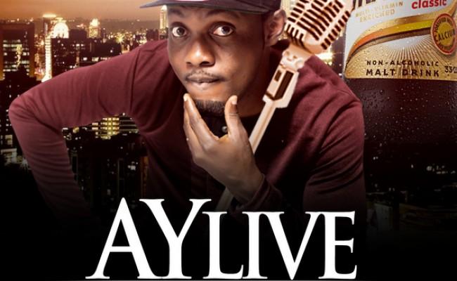 Maltina AY Live Abuja
