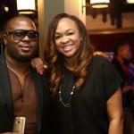 Deji Awokoya and Colette Otusheso