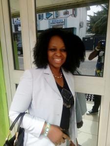 Mrs. Glory Vincent