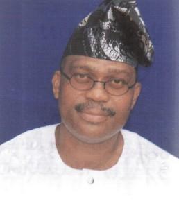 DR. GBENGA OMOLAYOLE
