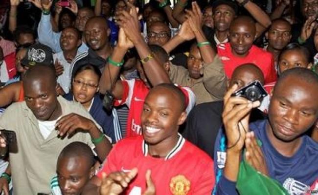 1-Football fans BBC.