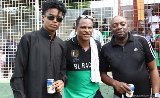 Bama, Fred Amata, Segun Arinze
