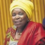 Chairperson, African Union Commission, Dr. Nkosazana Dlamini-Zuma