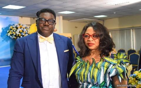 Mrs.Folorunsho Alarkija & Pastro Toye Akintoye