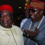 HRM Eze Obianigwe and HRH Eze E. C. Okeke