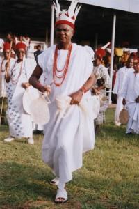 Igwe Alfred Nnaemeka Achebe