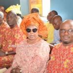 Hon. Rotimi Abiru, Hon. Oduntan and Hon. Sanni Agunbiade