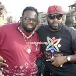Frank Okamigbo and DJ Humility