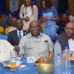 Chief Kola Jamodu, Dr. Okezie Ikpeazu and Kufre Ekanem
