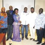 Mr. Steve Ayorinde with members of CEAN